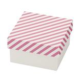 HAKO Style Mサイズ ストライプ ピンク