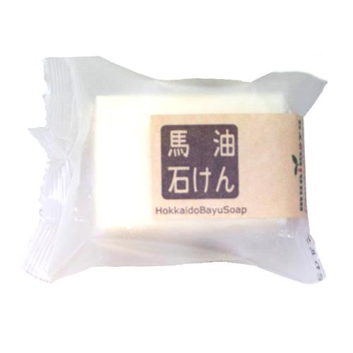 北海道馬油工房 クリーミー馬油石鹸