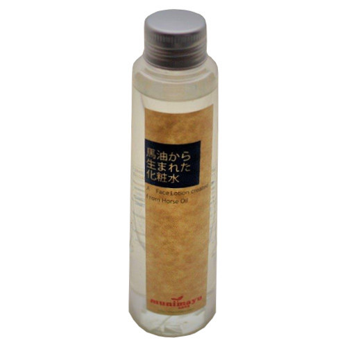 北海道馬油工房 馬油から生まれた化粧水