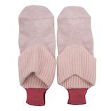 CONCEPT ナイガイらくらく履けるループ付綿混パイルソックス 3012-829-11 ピンク