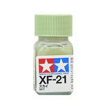 タミヤ エナメル塗料 XF-21 スカイ