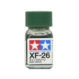 タミヤ エナメル塗料 XF-26 ディープグリーン