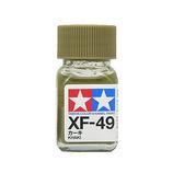 タミヤ エナメル塗料 XF-49 カーキ