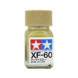 タミヤ エナメル塗料 XF-60 ダークイエロー