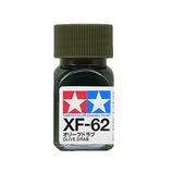 タミヤ エナメル塗料 XF-62 オリーブドラブ