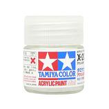 タミヤ アクリルミニ X-20A 溶剤│油性塗料 工作用油性塗料
