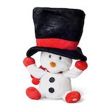【クリスマス】 あまの ピーカーブースノーマン NHI‐0012