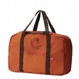ミレスト ポケッタブルボストンバッグ 45L MLS158 オレンジ