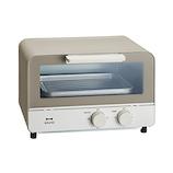 ブルーノ(BRUNO) オーブントースター BOE052-WGY ウォームグレー