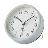 ブルーノ(BRUNO) グレイッシュアラームクロック BCA022 ブルー│時計 目覚まし時計