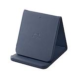 ブルーノ(BRUNO) ワイヤレスチャージャー 折りたたみスタンド BDE048-NV ネイビー│携帯・スマホアクセサリー モバイルバッテリー・携帯充電器