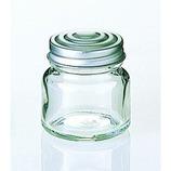 二ノ宮 小瓶 八角 EC-50│保存容器 ガラス保存容器