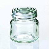 二ノ宮 小瓶 丸 FC-50│保存容器 ガラス保存容器