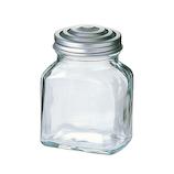二ノ宮 平角200 DG-3162│保存容器 ガラス保存容器