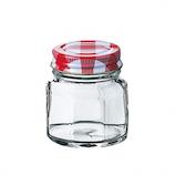 二ノ宮 チェックボトル EC-50 DG-874│保存容器 ガラス保存容器