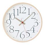 タカタレムノス AY clock RC AY14−10 ホワイト