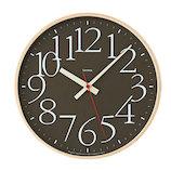 タカタレムノス AY clock RC AY14−10 ブラウン