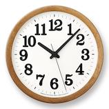 タカタレムノス Clock C YK15‐02 ナチュラル