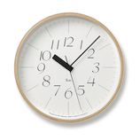 タカタレムノス リキ クロック アールシー WR20-01│時計 壁掛け時計