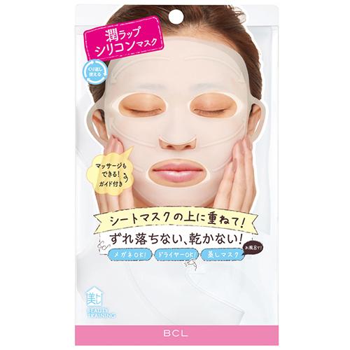 BCL(ビーシーエル) 美トレ モイストラップ シリコンマスクN 1枚入
