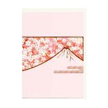 モンクハウス 桜カード富士 CJ‐307│カード・ポストカード メッセージカード