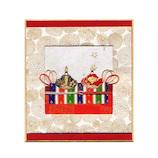 モンクハウス 雛祭色紙カード HS‐081│カード・ポストカード メッセージカード