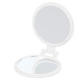 【ハンズメッセ2018】【第1弾 8/22 18時~】10倍拡大鏡付きコンパクト YL−10パールホワイト