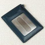<東急ハンズ> ギフトに最適!オーソドックスなシングルパスケースです。 ワタキ スカーレット単パス SCT−1 ブルー画像