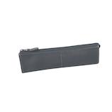 レヴァンクール ジャンヌシリーズ ペンケース JN-4 Mサイズ ネイビー×グレー│ペンケース 革製ペンケース