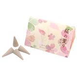 香彩堂 桜の薫り コーン 12個入 花の舞