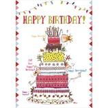 グリーティングライフ ココポスターカード RY-289│カード・ポストカード バースデー・誕生日カード