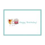 グリーティングライフ トーキングココミニカード RY−616 Happy Birthday!
