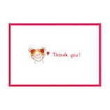 グリーティングライフ トーキングココミニカード RY−617 Thank you!│カード・ポストカード グリーティングカード