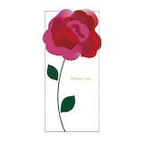 グリーティングライフ MONA グラデーション サンキューフラワーカード MA−13 レッド│カード・ポストカード メッセージカード