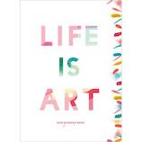 【2019年1月始まり】 グリーティングライフ シック B6 ソフト ウィークリー LIFE is ART CD742MM 月曜始まり
