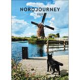 【2020年1月始まり】 グリーティングライフ ヨーロッパを旅してしまった猫と12ヵ月 B6 ウィークリー CD‐861‐NH 月曜始まり
