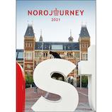 【2021年1月始まり】 グリーティングライフ ヨーロッパを旅してしまった猫と12ヵ月手帳 B6 ウィークリー CD-965-NH 月曜始まり