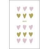 【2021年12月始まり】 CHIC シックダイアリー B6 マンスリー CD-1088-MM ハート 月曜始まり│手帳・ダイアリー ダイアリー