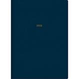 【2022年1月始まり】 モーメントプランナー A5 マンスリー/ウィークリー CD-1107-HT ネイビー 月曜始まり│手帳・日記帳 ダイアリー