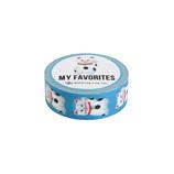 グリーティングライフ My Favorites マスキングテープ SDZ−9 招き猫