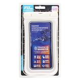 藤本電業 指紋認証対応 防水ケース M-WP04WH ホワイト│携帯・スマホケース iPhoneケース