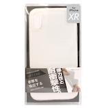 【iPhoneXR】 藤本電業 ソフトケース J18M-02CL クリア