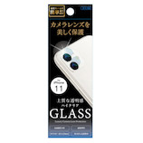 【iPhone11】 藤本電業 カメラレンズ強化保護ガラス G19M-CCL│携帯・スマホアクセサリー 液晶保護フィルム