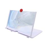 藤本電業 スマホ拡大鏡 OSM−01WH ホワイト│携帯・スマホアクセサリー