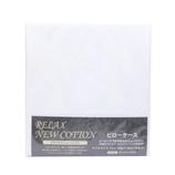 スーパーソフト ピローケース ダブル 封筒式 ホワイト