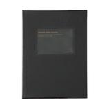 デルフォニックス(DELFONICS) PDフレームアルバム ベーシック B5 ブラック