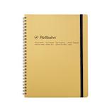 デルフォニックス(DELFONICS) ロルバーン ポケット付きメモ XL 500065 705 メタリック ゴールド