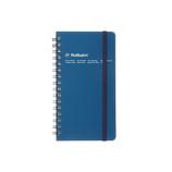 デルフォニックス(DELFONICS) ロルバーン ポケット付メモ スリム 500308 405 ブルー