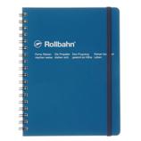 デルフォニックス(DELFONICS) ロルバーン ポケット付メモ L 500055 405 ブルー│ノート・メモ リングノート