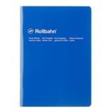 デルフォニックス(DELFONICS) ロルバーンノート A6 500048 424 ブルー│ノート・メモ 大学ノート・綴じノート